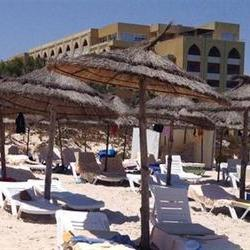 Sousse gunman concealed weapon in umbrella