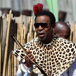 Almost R3m spent on Zulu king's private flights: report