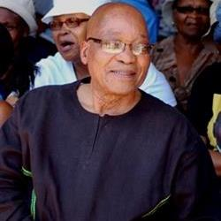 Jacob Zuma tops Google politician charts