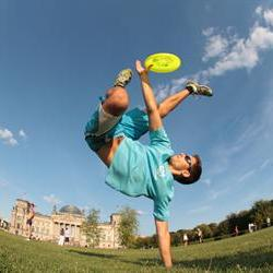 Frisbee gets green light from Olympic Committee