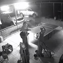 Watch: Chilling CCTV footage of attempted farm attack