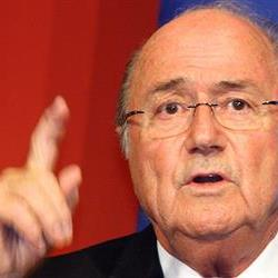 FIFA boss Blatter questioned by Swiss authorities, office searched