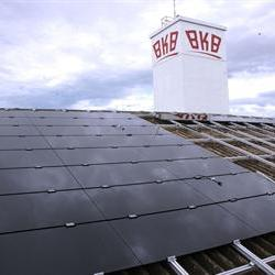 BKB has tenth largest Solar PV installation in SA