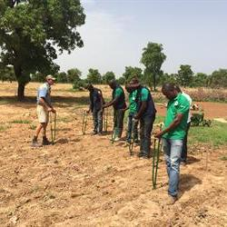 Bultfontein farmer's invention being tested in Ghana