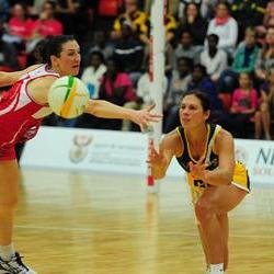England too strong for the Proteas netball team