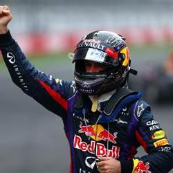 Vettel wins fourth world title
