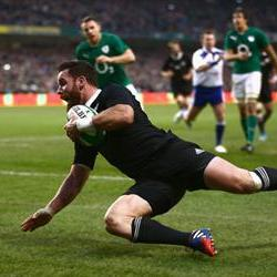 The All Blacks break Irish hearts with a last ditch try at Landsdowne Road