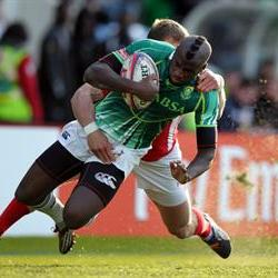 Ulengo scores a double as South Africa beat Russia