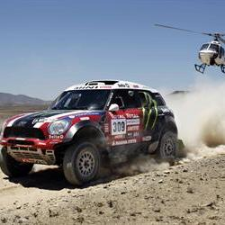 Peterhansel edges closer to Dakar victory