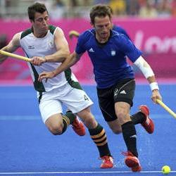 Argentina beat South Africa mens' in the first hockey test