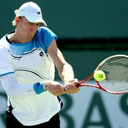 Anderson deur na kwarteindrondte in Indian Wells