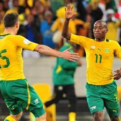 Bafana go top of Group A in 2014 WC qualifiers