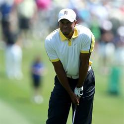 Tiger Woods handed two-stroke penalty at Masters