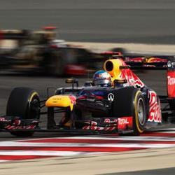 Blast in Bahrain ahead of Grand Prix