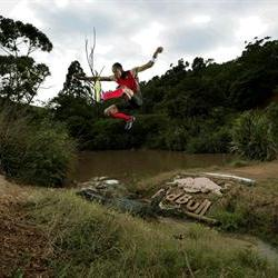 Leap of faith for long jump star Khotso 'Croc' Mokoena