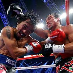 'Pacman' to fight again in September