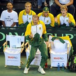 SA Davis Cup players remain upbeat