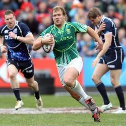 Horne out of IRB Rugby Sevens World Cup