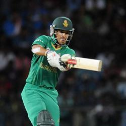 Duminy scores 150* as the Proteas crush the Netherlands by 84-runs