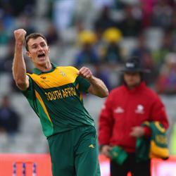 South Africa play England in the Champions Trophy semis