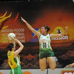 The Proteas sail into the African Championships Netball semis