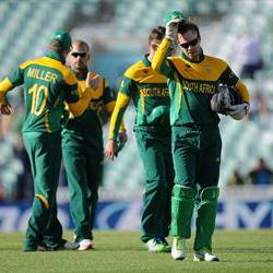 Proteas ready for todays' Champions Trophy opener