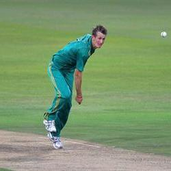 Chris Morris replaces Morkel in the Champions Trophy