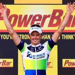 Tour de France 3rd stage winner praises South African team-mate Impey