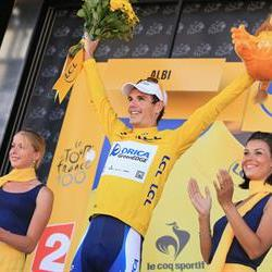 Impey defends his Yellow Jersey