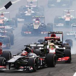 F1 already revving up for the 2014 season