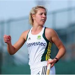 Izelle Lategan of Kovsies named South African women's U21 hockey player of the year