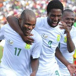 Bafana steadily improving