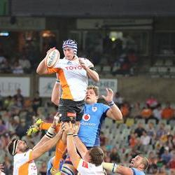 The FS Cheetahs change three for Province