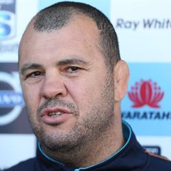 Cheika named new Wallabies coach