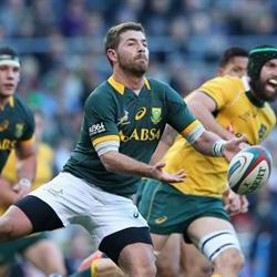 Le Roux and Vermeulen shortlisted for rugby's top award