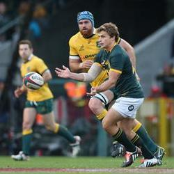 Springboks make five changes to the starting XV for England