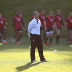 England cut their squad for the Springbok test