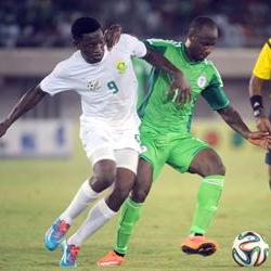 A late Nigerian equaliser too little too late