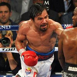 Pacman goes marching on