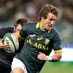 Four changes to Springbok starting XV in Padova