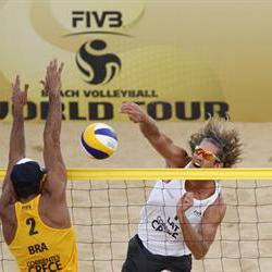 World Tour Beach Volleyball heads to Bloemfontein