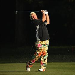 Ace with new club wins 'Long' John Daly brand new car