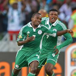 Super Eagles knock Bafana out of CHAN