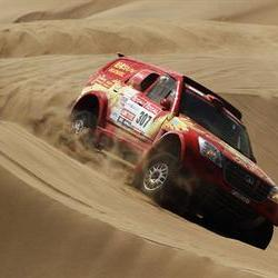 Sousa claims the opening stage of the Dakar