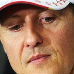 Schumi's condition improves slightly