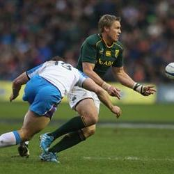 De Villiers named SA Rugby Player of the Year