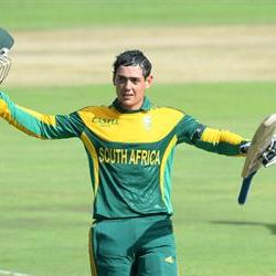 De Kock called up for the 2nd Test against Australia