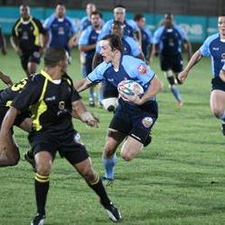 The Fort Hare Blues stun the Ixias in Bloemfontein