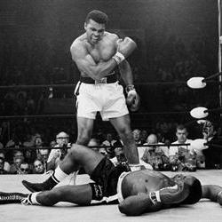 50-years after becoming World Champ Ali posts first tweet