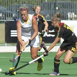 South Africa and Belgium share the spoils in 5th test